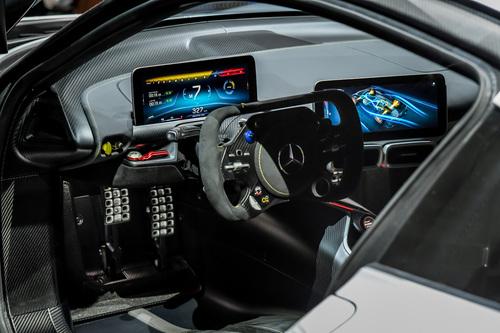 Mercedes-AMG Project One al Salone di Francoforte 2017