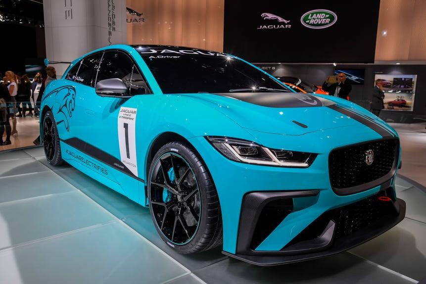 Jaguar al Salone di Francoforte 2017 (2)