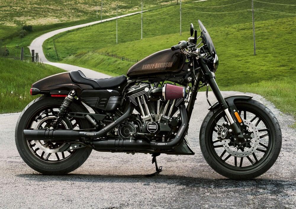 Harley Davidson Roadster  X