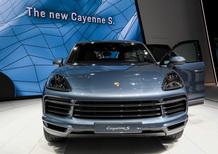 Porsche Cayenne, ecco la terza generazione [Video]