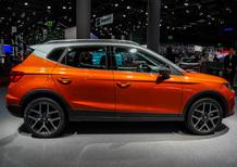 Seat Arona, il B-SUV di Martorell al Salone di Francoforte 2017 [Video]