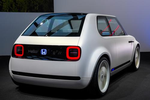 Honda Urban EV Concept al Salone di Francoforte 2017