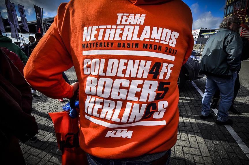MXGP. Le foto più spettacolari del GP d'Olanda 2017 (3)