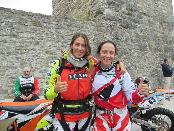 Simona Brenz Verca e Anna Ghilardini