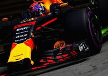 F1, GP Singapore 2017, FP3: Verstappen al top