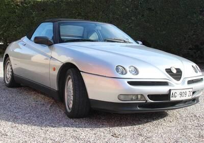 SPIDER GTV d'epoca del 1995 a Pescantina d'epoca