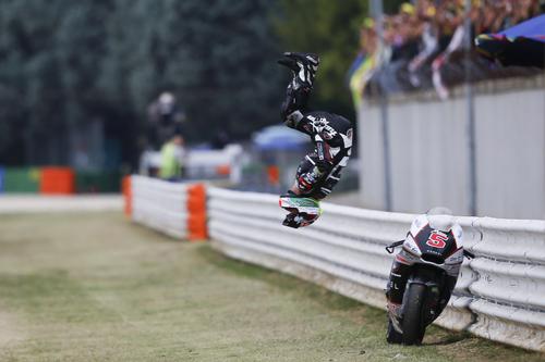 Moto2. Zarco è campione del mondo 2015
