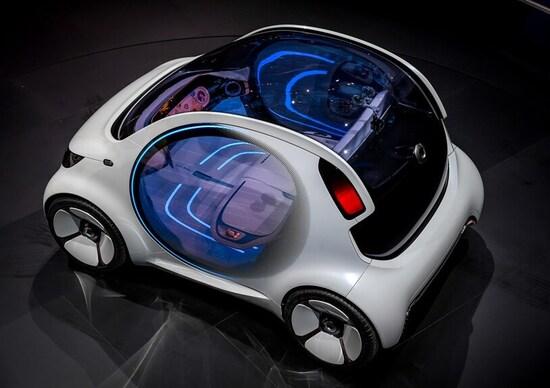 Ritorno al Passato: e la Smart sarà solo elettrica, fra 3 anni