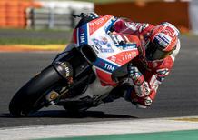 Ducati, test a Valencia per Casey Stoner