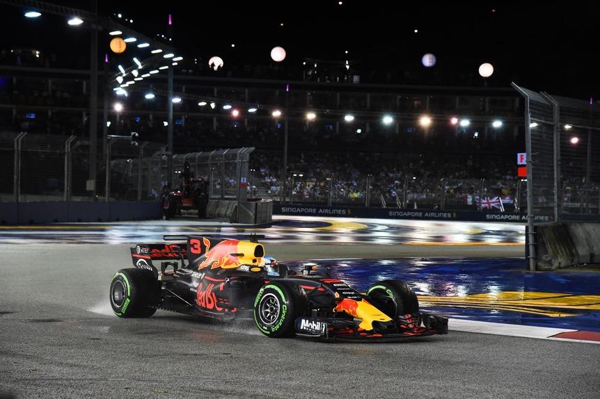 F1, GP Singapore 2017: le foto più belle