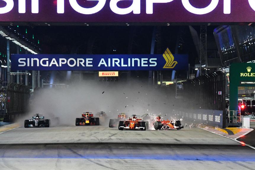 F1, GP Singapore 2017: le foto più belle (4)