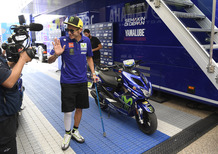 MotoGP 2017. Rossi: Faccio il pilota: normale tornare in pista