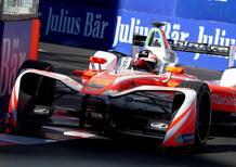 Formula E: nel calendario 2017/2018 la prima corsa in Svizzera dopo 60 anni