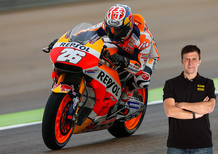 La versione di Zam. Le FP del GP di Aragon