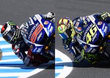 MotoGP, Motegi 2015. Rossi Lorenzo, una sfida mai vista prima