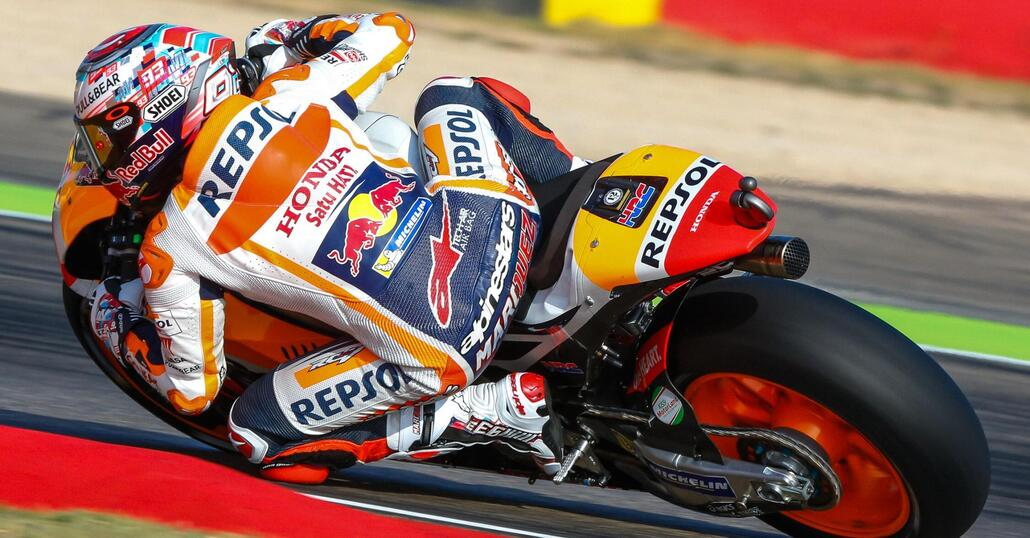 MotoGP 2017. Marc Marquez trionfa ad Aragon