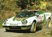 Lancia Stratos, anima da corsa [Video]