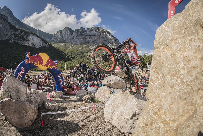 Campionato Mondiale Trial. Ultima tappa 2017 a Pietramurata