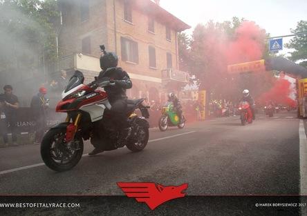Best of Italy Race 2017, due giorni di passione tricolore