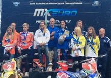 L'Italia vince il Motocross delle Nazioni Europee