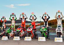 CIV. Pirro, Roccoli e Bezzecchi campioni d'Italia 2015