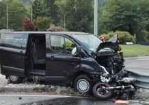 Dimesso Matteo Penna, sopravvissuto del folle incidente dell'8 luglio