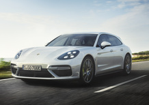 Porsche Panamera Turbo S E-Hybrid Sport Turismo, wagon da 680 CV