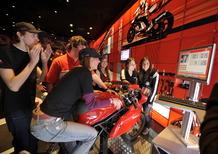 Fisica in Moto (Ducati) al Festival della Scienza