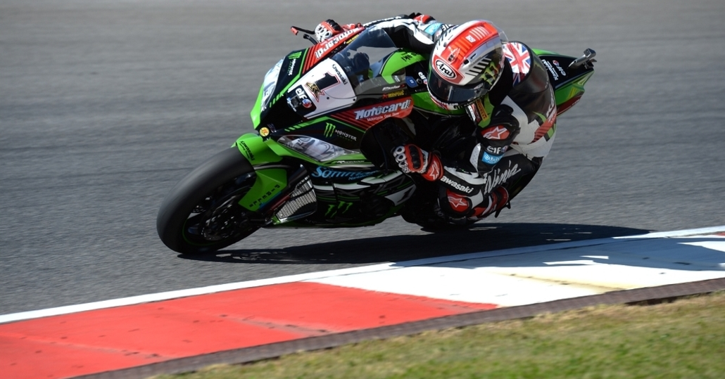 SBK 2017. Rea in testa nelle FP1 a Magny Cours