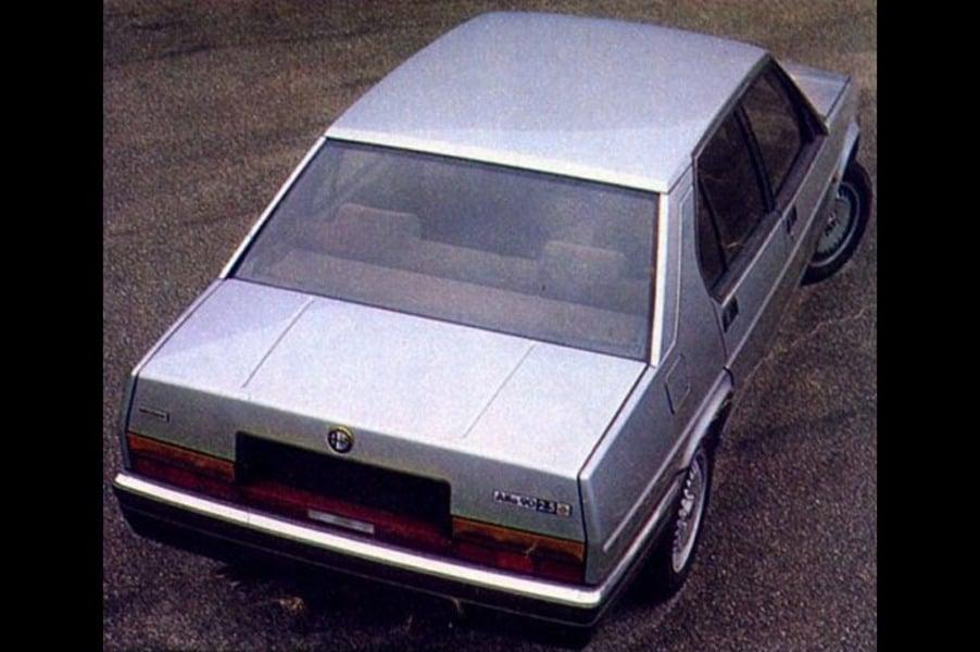 Alfa Romeo Alfa 90 2.0 V6 Iniezione (2)