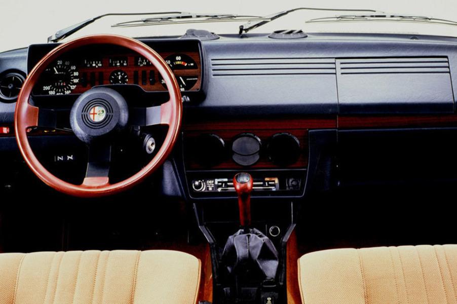 Alfa Romeo Alfetta (1975-85) (4)