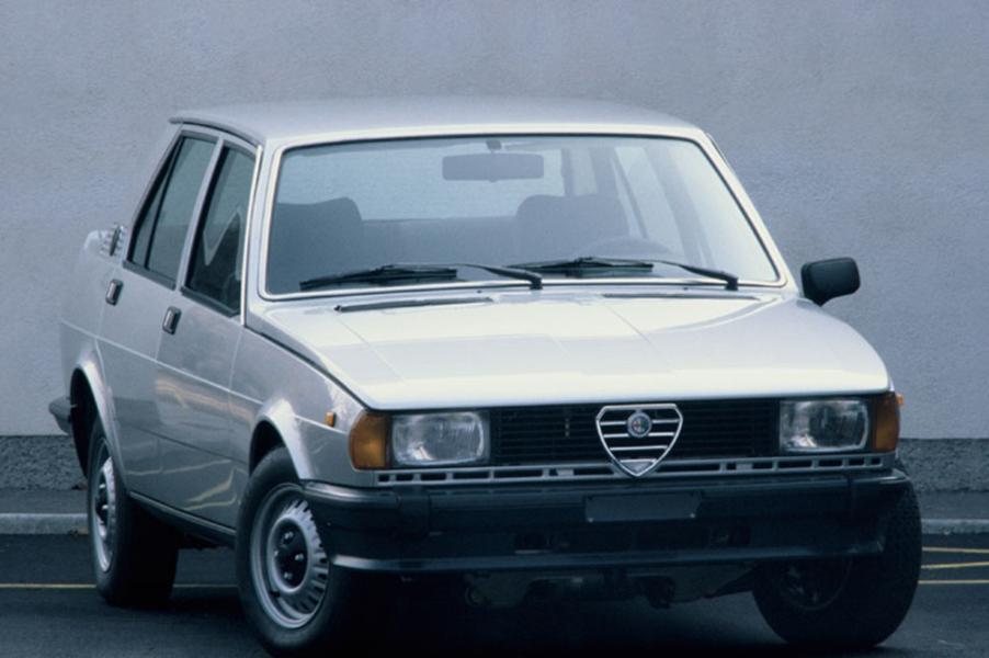 Alfa Romeo Giulietta 1.8