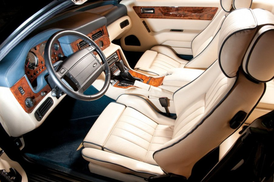 Aston Martin Virage/V8/Vantage Virage Volante 2+2 (5)