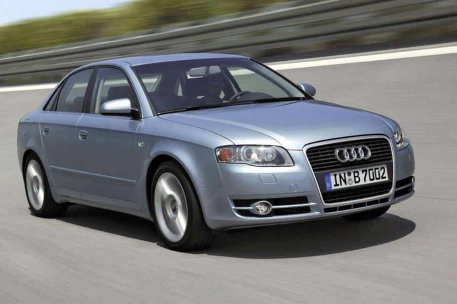 Audi A4 (2004-07)