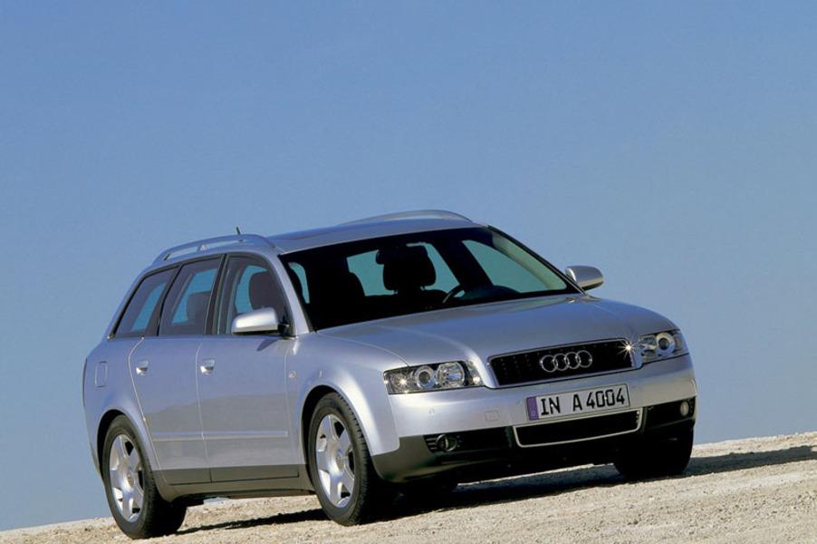 Listino Audi A4 Avant 2001 04 Usate Automotoit