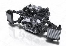 Porsche Cayenne, 3^ generazione: tecnologia nuova sotto il vestito, Parte 3 - Powertrain