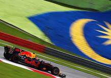 F1, GP Malesia 2017, Verstappen: «Vittoria incredibile»