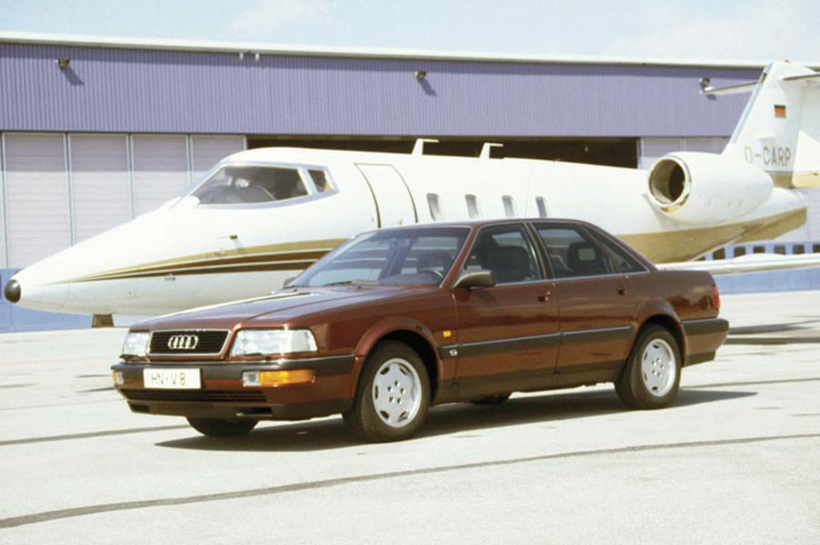 Audi V8 (1989-94) (3)