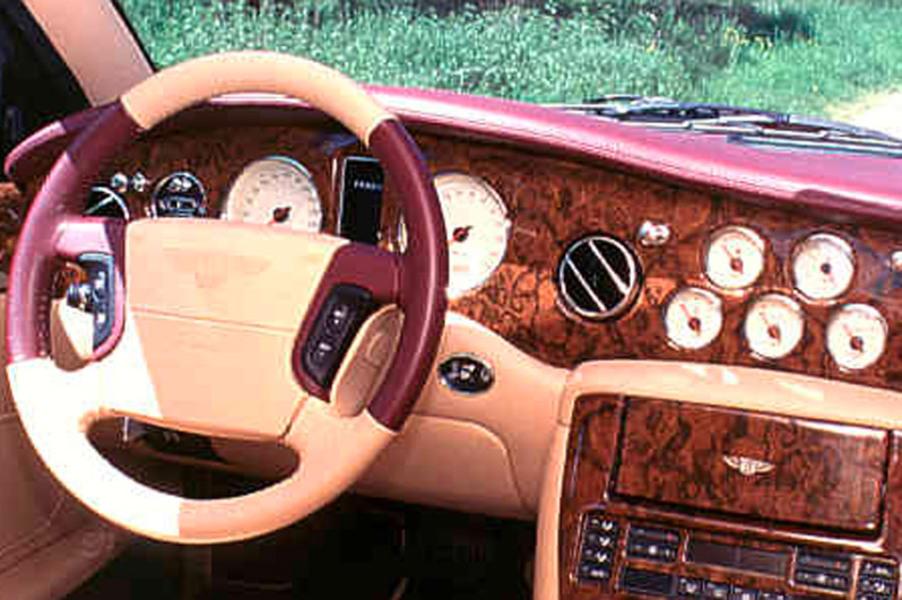 Bentley Arnage (1998-10) (3)