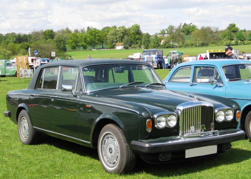 Bentley T/T2 T2