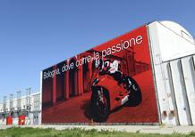 Ducati non è in vendita. Resta nella proprietà di Audi