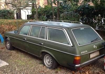 280 TE SW d'epoca del 1982 a Neviano degli Arduini d'epoca