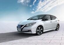 Nissan Leaf 2.ZERO, ecco il ProPILOT