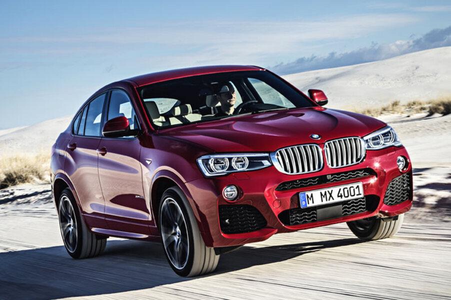 BMW X4 (2014->>)