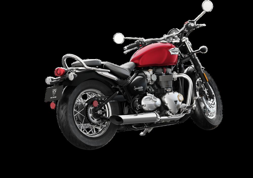 triumph bonneville speedmaster 1200  2018   prezzo e