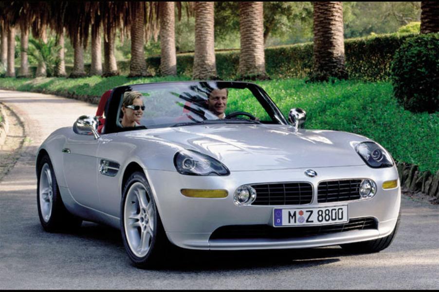 BMW Z8 Cabrio (2000-04)