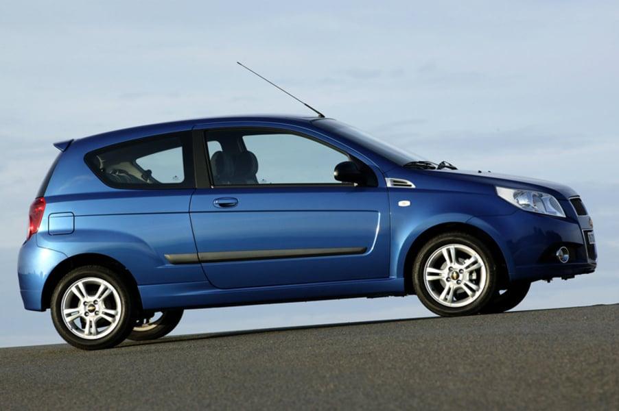 Listino Chevrolet Aveo 2008 11 Usate Automoto