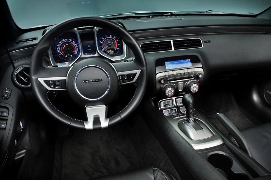 Chevrolet Camaro Cabrio 6.2 V8 405CV aut. Cabrio (5)