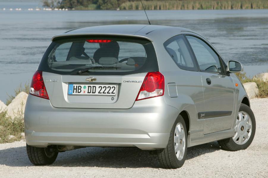 Chevrolet kalos 1 2 5 porte se gpl eco logic 07 2007 10 for Porte logic and