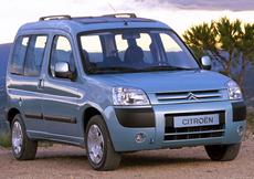 Citroen Berlingo (1996-08)
